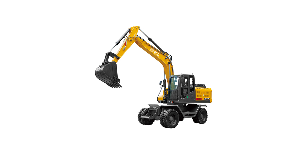 hot sale JingGong 150S small bucket excavator