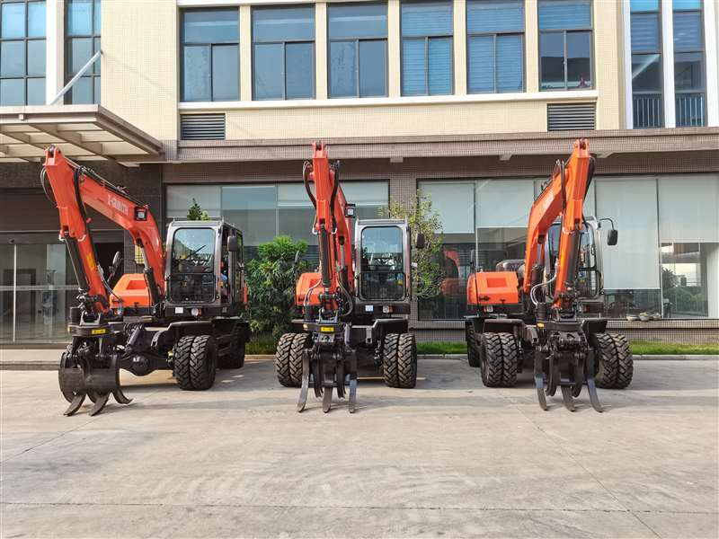 excavator grapple for sale